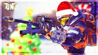 Halo 5 - Hunting Christmas Noobs!