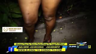 -18 Scandale Ba Ndumba Ya Mompono Ba Longoli Bilamba en Plein Emission Bana Mikie Botala Té Svp