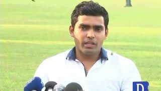 Umer Akmal media talk