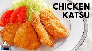 Easy Chicken Katsu (Cooking with Mom-RECIPES)