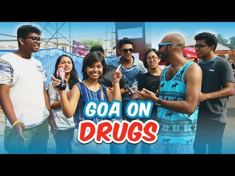 Goa On Drugs #BeingIndian