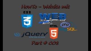 [HowTo][Website] ACP Loginprüfung und News [HTML, PHP & MySQL][#0008]