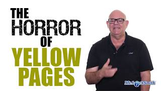 The Horror Of Yellow Pages! | Mr. Locksmith Video