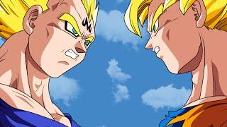 Goku vs. Vegeta // Super Batallas de Rap - BHR