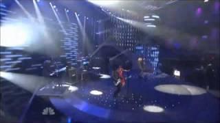 Selena Gomez & the Scene - Round  & Round (America's Got Talent) (HD)