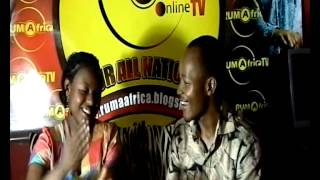 Aline Vyuka and Rumafrica Online TV