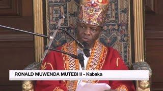Kabaka mwenyamivvu olw'ettemu erisusse