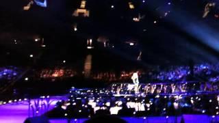 Barbra Streisand - Apetura- As if we never said goodbye -  Brooklyn NY 13-10-2012