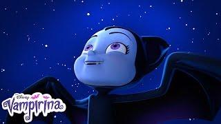 Beautiful Night for a Flight | Music Video | Vampirina | Disney Junior