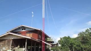 เสา Nutta WiFi ความสูง 30 เมตร