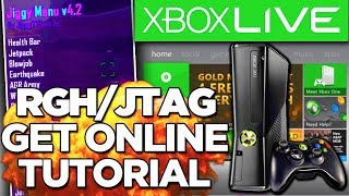 How to Get Your Xbox RGH/JTAG ONLINE! BEST TUTORIAL! (Xbox Modding)::