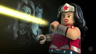 Justice League Cosmic Clash - LEGO DC Comics Super Heroes - Opening Titles