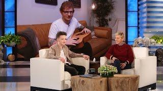 A Teen Singer-Songwriter's Superstar Surprise