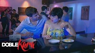 Doble Kara: Sara and Frank's date