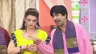 Best Of Sajan Abbas New Pakistani Stage Drama Full Comedy Funny Clip