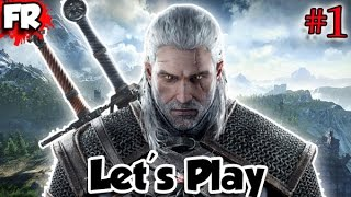 FR - THE WITCHER 3 - PC - Let's Play / Gameplay Français (#1)