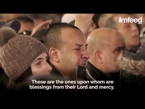 Ketika Non-Muslim Berkumpul dan Mendengarkan Lantunan Ayat Al-Qur'an.
