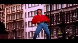 "Shah Rukh Khan and Juhi Chawla in ""Ek Shararat"" song from Duplicate"