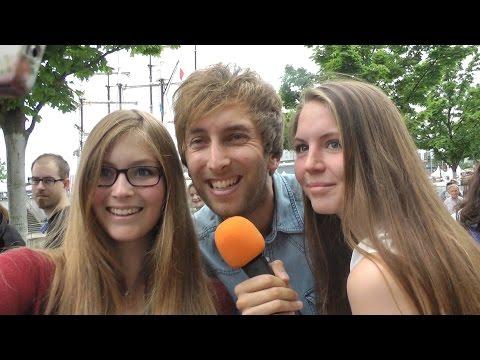 Torge auf der  Kieler Woche 2015