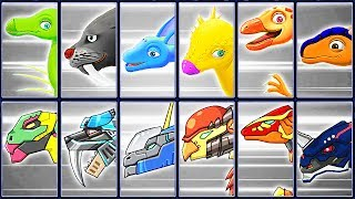 Archaeologist Jurassic + Dino Robot Corps #3 | Eftsei Gaming