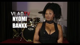 Nyomi Banxx: A Fan Offered Me $200 for My Used Toilet Paper