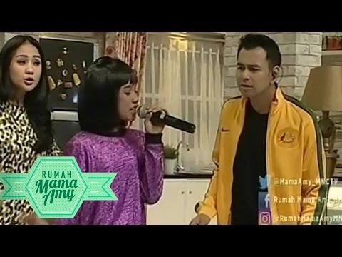 Lucunya Raffi Ahmad Test Menyanyi Bersama Penyanyi Cilik - Rumah Mama Amy (228)