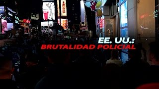 EE.UU.: Brutalidad policial - Documental de RT