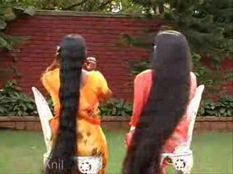 Xxx Mp4 Kavita And Hema With Their Knee Length Long Hair In The 3gp Sex