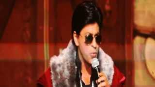 Sharukh Khan praising vancouver at TOIFA 2013