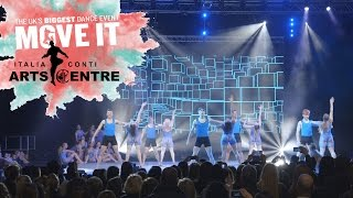 Move It 2016 Main Stage: Contemporary | Italia Conti Arts Centre