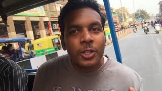 MALLU AT CHANDNI CHOWK| Street food | Camera Market | Delhi Shopping Part 1