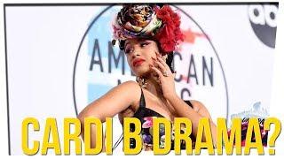 Cardi B Has Drama With Makeup Artist ft. Nikki Limo, Steve Greene & DavidSoComedy