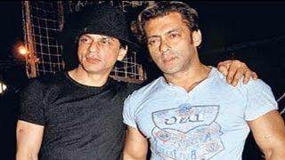 Shahrukh Khan & Salman Khan Patch Up