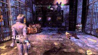 Batman Arkham City walkthrough part 09