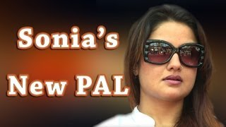 Tamil Film Actress Sonia Agarwal's New Pal... [RED PIX]