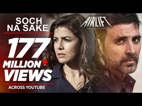 Xxx Mp4 Soch Na Sake FULL VIDEO SONG AIRLIFT Akshay Kumar Nimrat Kaur Arijit Singh Tulsi Kumar 3gp Sex