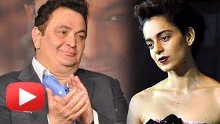 Rishi Kapoor REACTS On Kangana Ranaut Comment On Fake Bollywood Award Functions
