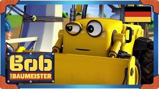 Bob der Baumeister Deutsch Ganze Folgen   Baggi und der Fisch  ⭐ 1 Stunde Megamix ⭐ Kinderfilm