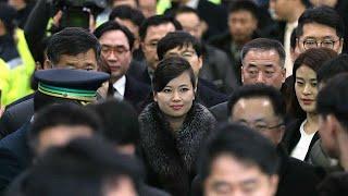 Kuzey Koreli inceleme heyeti Güney Kore