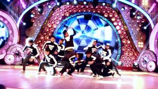 V COMPANY SPECIAL PERFORMANCE AT KICK DANCE SHOW