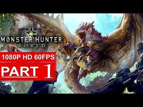 Xxx Mp4 MONSTER HUNTER WORLD Gameplay Walkthrough Part 1 BETA 1080p HD 60FPS PS4 PRO No Commentary 3gp Sex