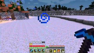Minecraft - SinglePlayer #93: تجميع القرويين