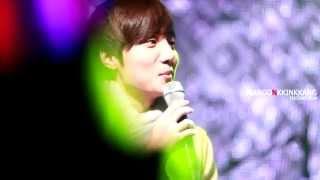121106 슈퍼스타K4 TOP4 게릴라 콘서트 로이킴 - 로미오&줄리엣 (with. 호란)