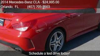 2014 Mercedes-Benz CLA CLA 250 4dr Sedan for sale in Orlando