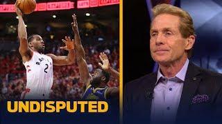 Kawhi Leonard's Game 2 performance deserved a 'C' – Skip Bayless | NBA | UNDISPUTED