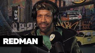 Redman Says He