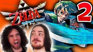 Zelda Skyward Sword: Change is Happening - PART 2 - Game Grumps