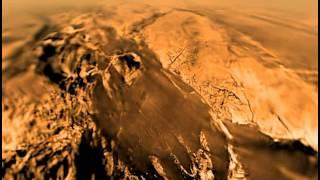 Titano(Luna di Saturno) - Huygens Atterraggio