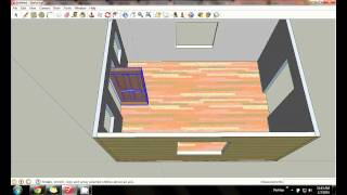 Sketchup Tiny House Design Lesson 1 by LaMar