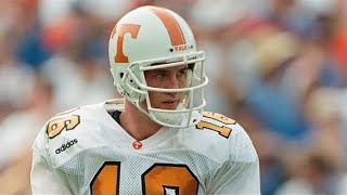 Peyton Manning Tennessee Volunteers Documentary